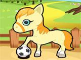 My Cute Horse: Playing