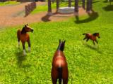Raising your family in Horse Simulator: Magic Kingdom