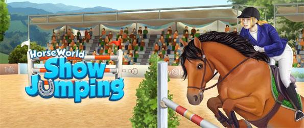 HorseWorld: Show Jumping - Jump, Trot and Gallop through some of the most challenging courses in this exciting horse game that's sure to impress.