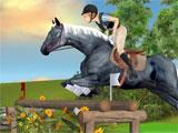 My Horse & Me 2: Practicing