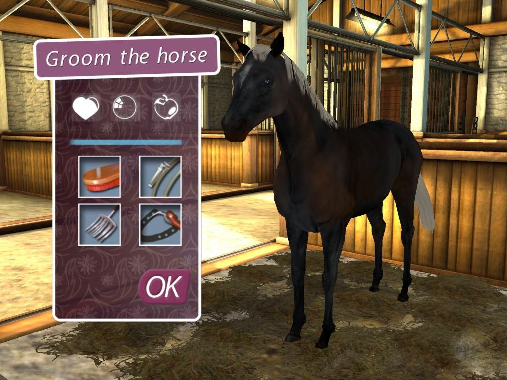 My Horse amp Me 2 Riding for Gold Horse Games Online