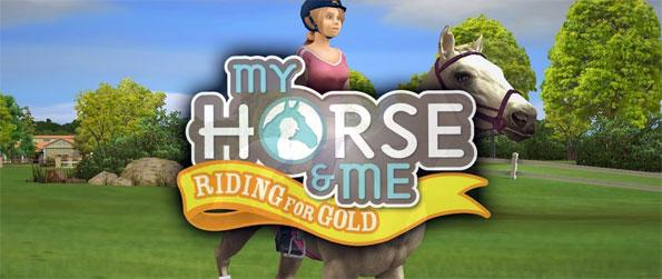 My Horse & Me 2: Riding for Gold - Have fun taking care of your horse, forging the bond between horse and rider, and competing in various challenges in this beautiful horse simulation game!