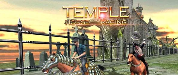 Temple Horse Run - Enjoy this delightful horse game that'll have you hooked for quite some time.