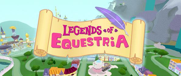 Legends of Equestria - Experience this delightful MMORPG that's been inspired by the My Little Pony universe.