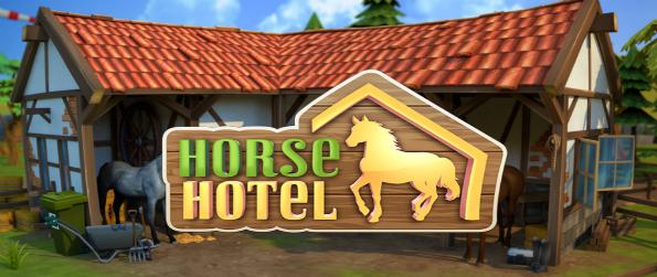 HorseHotel - Be the owner of your own ranch in HorseHotel and look after your clients' trusty steeds.