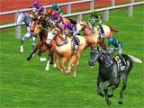 Ultimate Horse Racing 3D intense race
