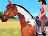 Riding by the beach in Horses 3D