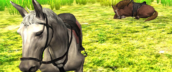 Horse Racing Game - Enjoy this addicting horse racing game that you won't be able to get enough of.