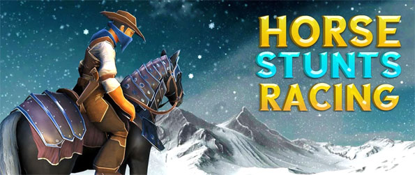 Horse Stunts Racing Simulator 2018 - Control a variety of energetic horses in this addicting horse racing game.