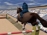 Derby 3D Horse Racing: Game Play