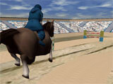Completing Stages in Derby 3D Horse Racing