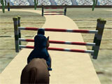 Derby 3D Horse Racing: Jumping Obstacles