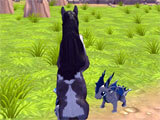 Fighting Monsters in My Horse Care