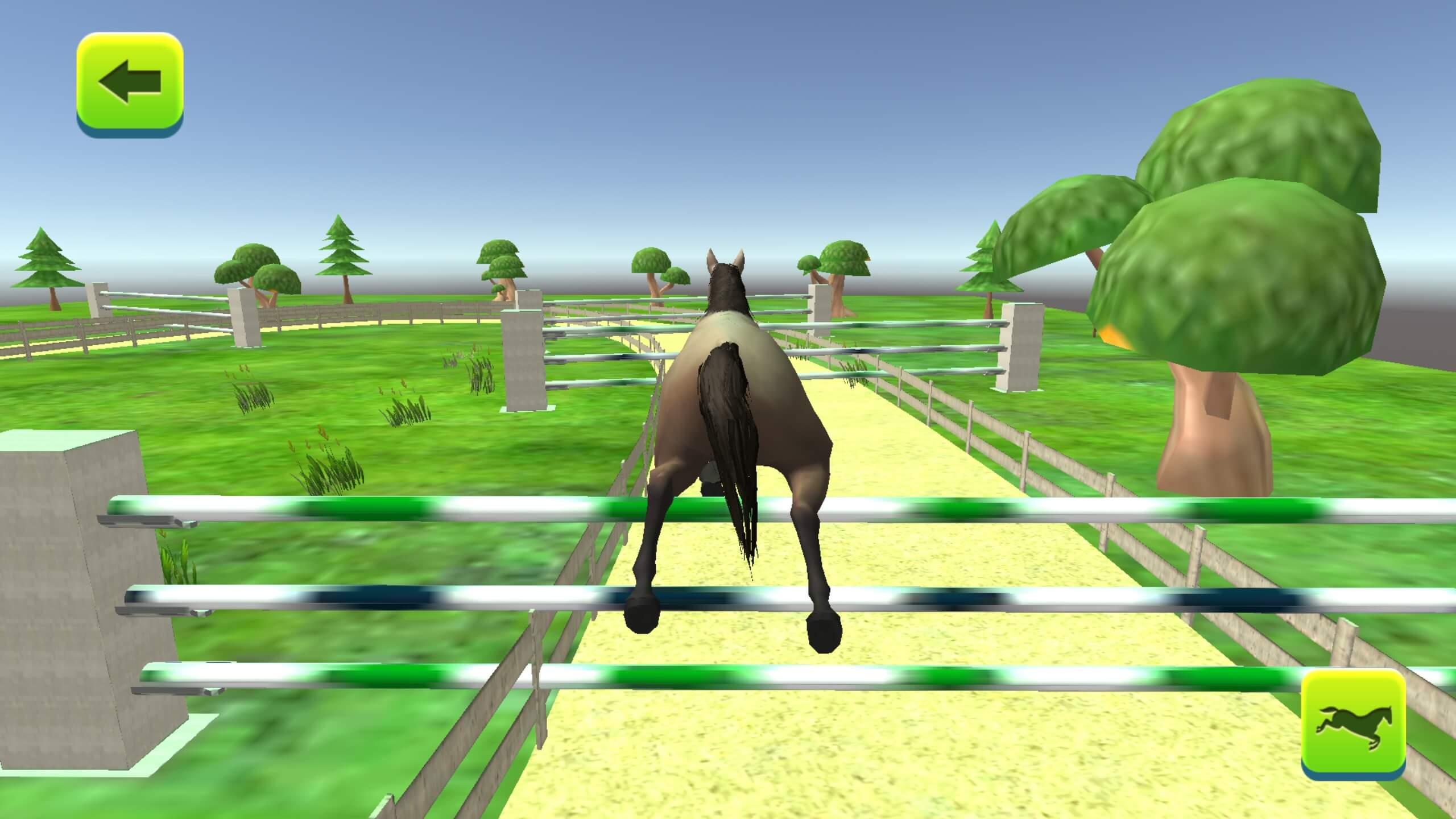 HorseLand Resort - Horse Games Online