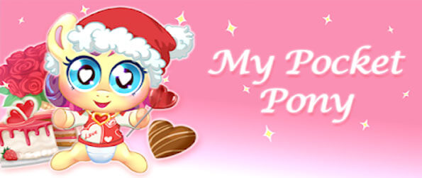 My Pocket Pony - Raise your ponies to adulthood and take care of them all to the best of your abilities.