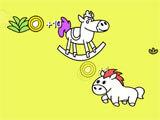 Merging Horses in Horse Evolution