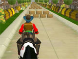 Horse Riding: Simulator 2 endless mode