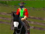 Horse Riding: Simulator 2 choosing a horse