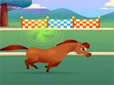 Pixie the Pony fun mini-game