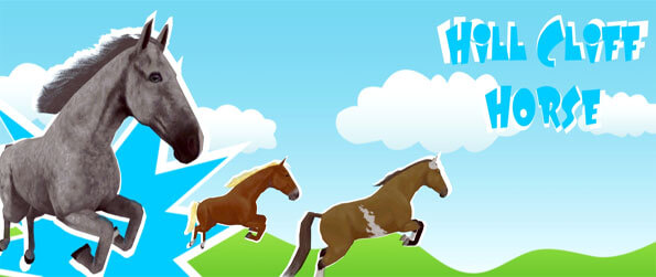 Hill Cliff Horse - Ride around the world in this fun filled horse game that doesn't cease to impress.