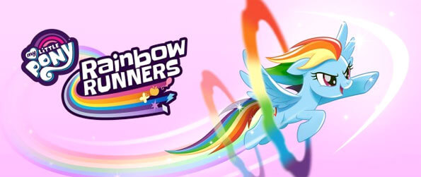 My Little Pony Rainbow Runners - Enjoy this addicting runner game that's been inspired by the hugely popular franchise.