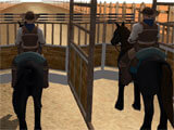 Texas World Horse Race 3D gameplay