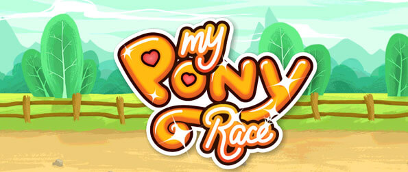 My Pony Race - Choose your pony and participate in challenging races in My Pony Race!