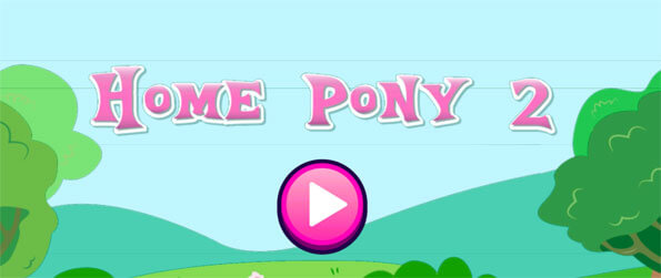 Home Pony 2 - Raise cute ponies in this epic caring simulator game Home Pony 2.