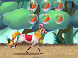 Princess Horse Caring 2 fun mini-game