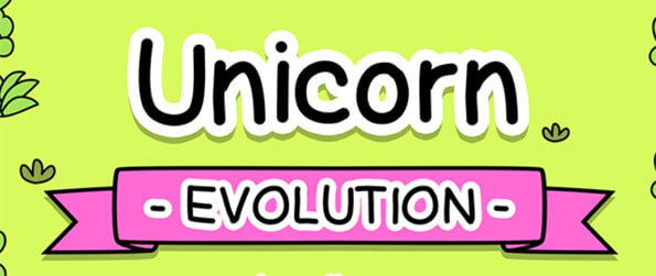 Unicorn Evolution - Collect and unlock many different kinds of unicorns in this exciting casual game that can be enjoyed on the go.