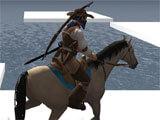 Virtual Wild Horse Family Simulator