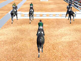 Racing Horse Champion 3D Racers