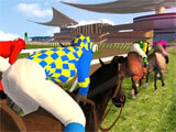 Horse Racing Championship 2018 intense race