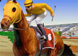 Horse Racing Track Farm Riding game