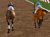 Horse Racing: 2018 intense race