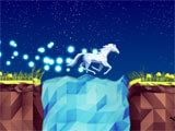Unicorn Horse Runner gameplay
