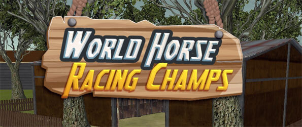 Horse Racing World Championship - Play this awesome horse racing game that'll have you glued to your screen for hours upon hours.