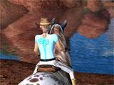 Planet Horse Desert