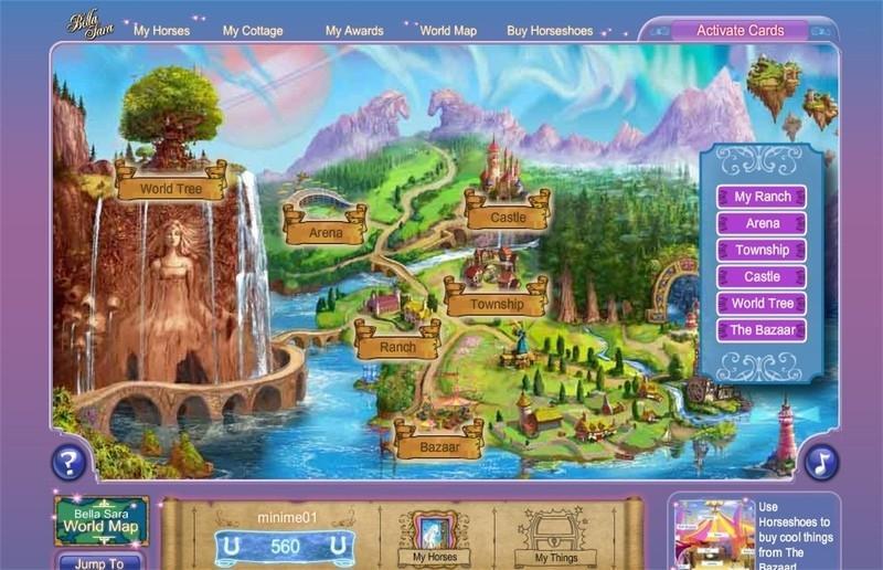 Bella Sara Pferde Spiele Online - Minecraft spiele jetztspielen de