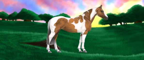 Horzer - Raise your own horses in this amazing game where you can have your own equestrian center.