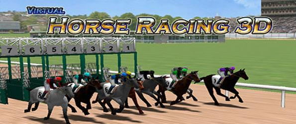 Virtual Horse Racing 3D - Choose from various kinds of horses and take them out on the track to participate in epic races.