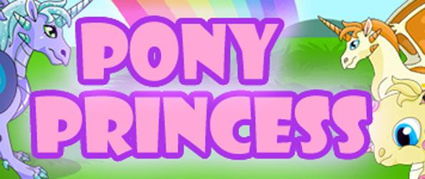 Pony Princess - Discover a wondrous and magical world filled with various types of beautiful ponies.