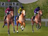 Horse Racing Adventure start of a race