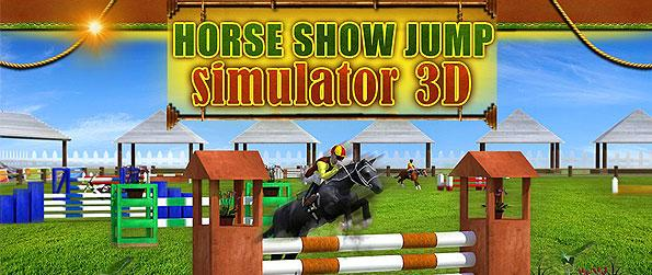 Horse Show Jump Simulator 3D - Horse Show Jump Simulator 3D puts you on the graceful and intricate act of horse show jumping events, and enjoy its quick paced challenges on your mobile devices.