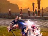 Alicia Online Horse racing