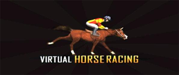 Virtual Horse Racing Champion - Play this exciting horse racing game in which the smallest misstep by a horse can lose it the entire race.