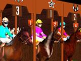 Game Start in Horse Race Manager 3D
