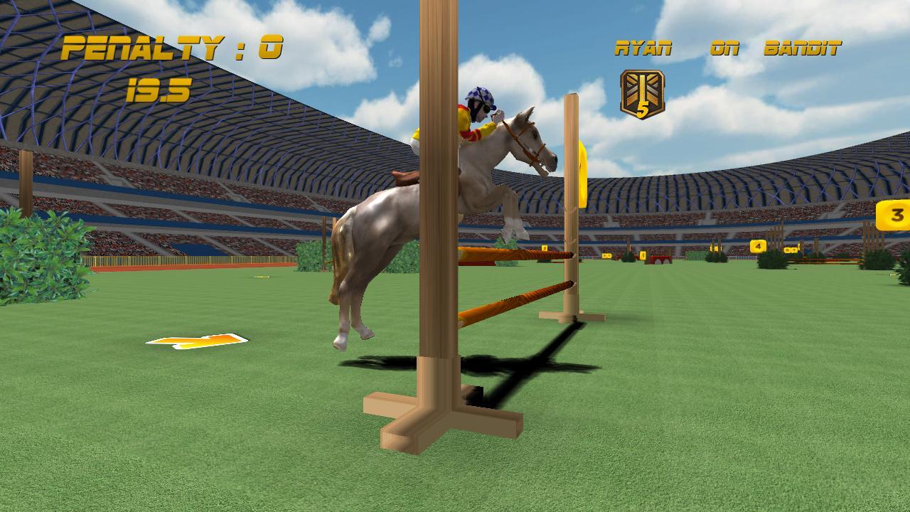 <b>Horse</b> <b>Jumping</b> - Free online <b>games</b> at Gamesgames.com