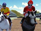 Horse Racing Derby Quest intense race