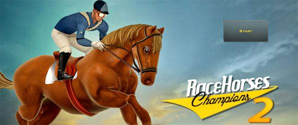 Race Horses Champions 2 - Participate in high intensity horse races in this fun filled game that's sure to impress.
